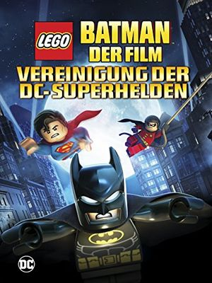 Hot lego batman der film vereinigung der superhelden dtov