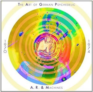 Hot the art of german psychedelic 1970 74