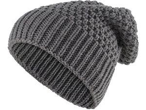 merry style damen wintermütze tamara grau 5