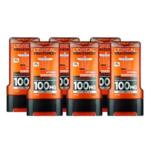 ofertas para - l oreal men expert hydra energetic gel de ducha 300ml pack de 6