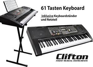 deals for - keyboard 61 tasten mit keyboard ständer