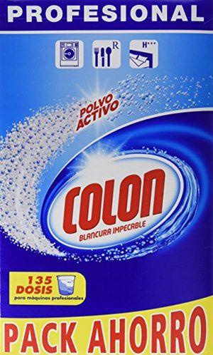 Comprar Colon Detergente Polvo - 7037 gr guía del comprador