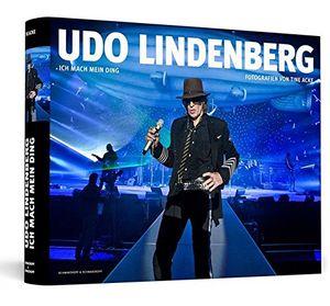 Angebote für -udo lindenberg ich mach mein ding der bildband zur tour fotografien von tine acke von udo lindenberg und tine acke handsigniert