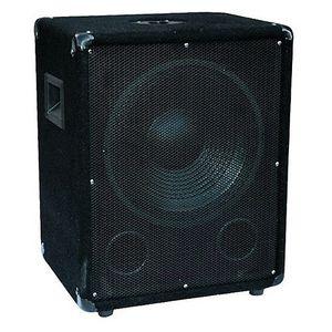 Angebote für -omnitronic 11037705 bx 1250 subwoofer 600 watt