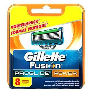 Comprar Gillette Fusion Proglide Power - Hoja de afeitar para hombre, 8 unidades ofertas Especiales