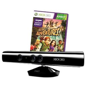 Review for xbox 360 kinect sensor inkl kinect adventures
