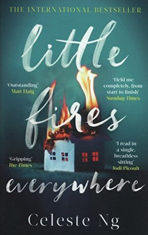 little fires everywhere the new york times top ten bestseller