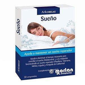 ofertas para - arkpharma duplo arkorelax sueño 2x30comprimidos