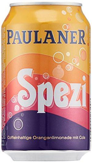 paulaner spezi 24er pack einweg 24 x 330 ml