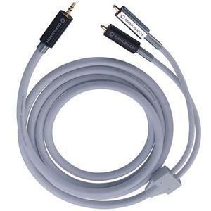 photos of Oehlbach MP3!  Mobiles Audiokabel, 3,5 Mm Klinke Auf Cinch  Weiß  1.00 M Best Buy Kaufen   model CE