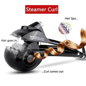 arino curly lockendreher haar curler dampf haar anion lockenstab steamer curler keramik lockendreher lockenstyler welleisen auto lockenstab lockenmaschine haarlocken gerät lockenwickler hair curling für haarstying stylingeisen haarpflege trend
