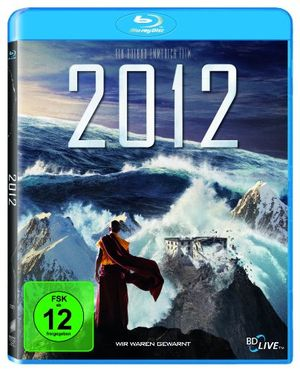 Cheap 2012 blu ray