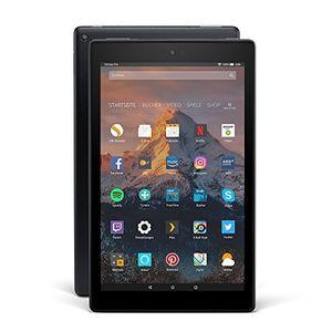 Cheap fire hd 10 tablet mit alexa hands free 2565 cm 101 zoll 1080p full hd display 64 gb schwarz mit spezialangeboten