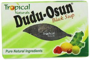 Lote de 6 jabones Tropical Naturals Dudu Osun, color negro ofertas Especiales