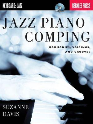 Buy suzanne davis jazz piano comping harmonies voicings and grooves berklee guide für klavier