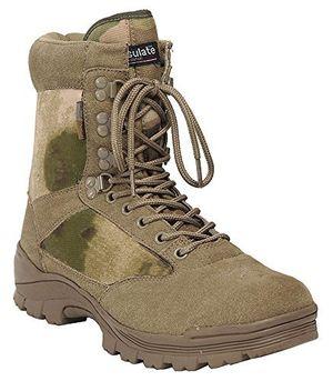Hot tactical boot zipper a tacs fg® gr8