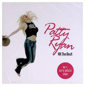 patty ryan all the best cd