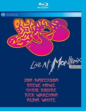 deals for - yes live at montreux 2003 blu ray