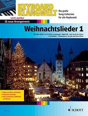 deals for - weihnachtslieder 26 neue arrangements leicht spielbar band 1 keyboard keyboard klangwelt