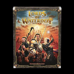 wizards of the coast 388510000 lords of waterdeep brettspiel