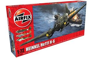 deals for - airfix a07007 modellbausatz heinkel he111 h6