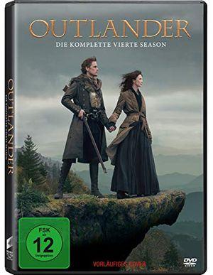 Buy outlander die komplette vierte season 5 dvds