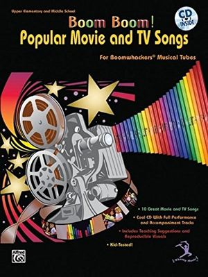 photos of Boom Boom! Popular Movie And TV Songs For Boomwhackers Musical Tubes Vergleich Kaufen   model Musical Instruments