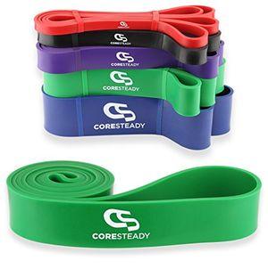 ofertas para - bandas de resistencia coresteady banda de resistencia para dominadas bandas de entrenamiento para crossfit powerlifting yoga ejercicios de estiramientos se venden por separado para hombres y mujeres