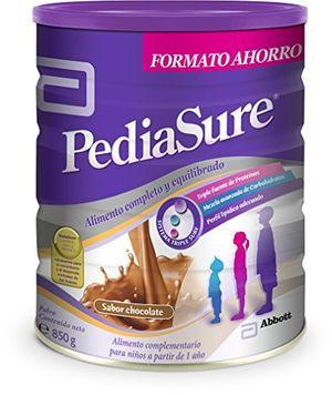 Inicio PediaSure Polvo lata 850g sabor chocolate. Alimento completo y equilibrado para niños a partir de 1 año de edad día Ventajas Desventajas Padres