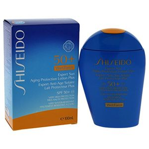 Inicio SHISEIDO EXPERT SUN AGING PROTECTION lotion plus wet force 100 ml ofertas especiales