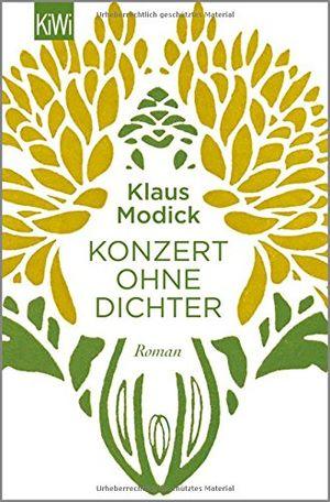 Review for konzert ohne dichter roman