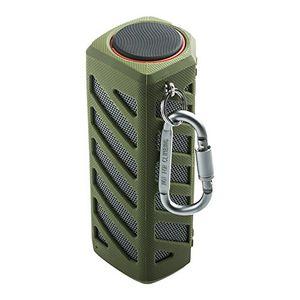 Angebote für -hapyia drahtloser tragbarer bluetooth lautsprecher wasserdichtes 1 paar lautsprecher für 3d stereo surround sound system eingebauter 7000mah akku neuerscheinung 1 lautsprecher armee grün