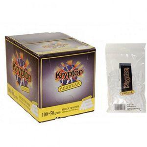 ofertas para - 2700 filtros krypton regular 8mm 18 bolsas de 150 filtros