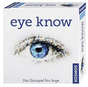 Buy kosmos 692223 eye know play it smart familienspiel