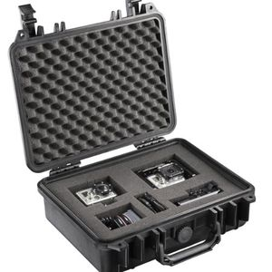 Angebote für -mantona outdoor foto schutz koffer m geeignet für dslr kamera gopro actioncam foto equipment uvm größe m wasserdicht stoßfest staubdicht schwarz