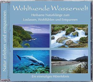 wohltuende wasserwelt spaziergänge am wasser naturgeräusch wasser heilsame naturklänge zum loslassen wohlfühlen und entspannen