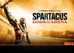 Review for spartacus götter der arena