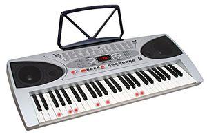 photos of Ibiza Mek5410 Teach Synthesizer Lern LED Cyber Montag Kaufen   model Musical Instruments