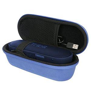 für bluetooth lautsprecher tribit xsound go tragbarer bluetooth lautsprecher eva hart fall reise tragen tasche von khanka blue
