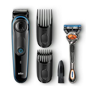 ofertas para - barbero recargable braun bt3040