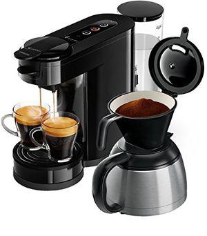 Hot philips senseo hd659260 switch 2 in 1 kaffeemaschine schwarz
