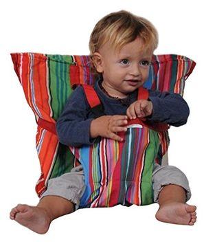 ofertas para - sns 611sackn seatasiento infantil portátila rayas