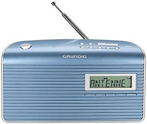Angebote für -grundig music 7000 dab radio blausilber
