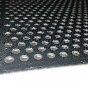 1250x625x15mm lochblech rv 5 8 stahl verzinkt