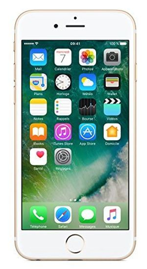 Hot apple iphone 6s 47 display sim free 32 gb 2015 gold generalüberholt