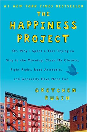 Review for the happiness project
