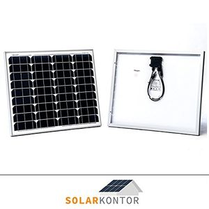 Angebote für -wattstunde® 50w solarmodul mono 12v solarpanel solarzelle