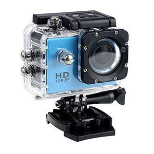 maozua 1080p action kamera 12mp sportkamera wasserdicht action kamera unterstutzen audio hdmi usb av ausgang auto modus blau kein wifi