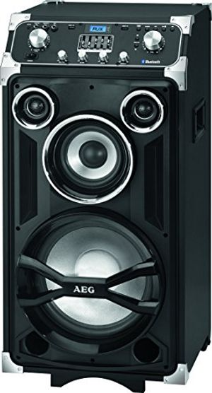 aeg ec 4834 entertainment center soundbar schwarz