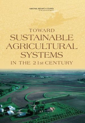 deals for - toward sustainable agricultural systems in the 21st century